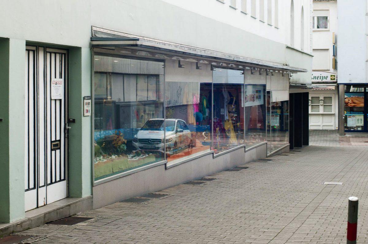 Faktum Standort auf der Hauptstraße 7–9 in Mönchengladbach-Rheydt