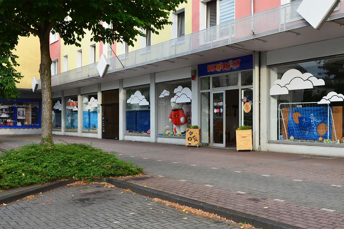 Faktum Kinderwelt auf der Friedrich-Ebert-Straße 22 in Dinslaken